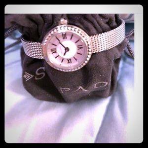 "Silpada Ladies ""Always Elegant"" Wrist Watch  T3138"